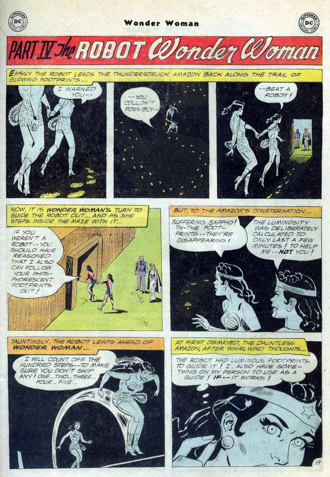 Read online Wonder Woman (1942) comic -  Issue #137 - 25