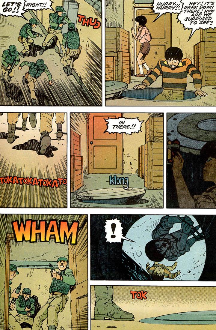 Read online Akira comic -  Issue #3 - 55