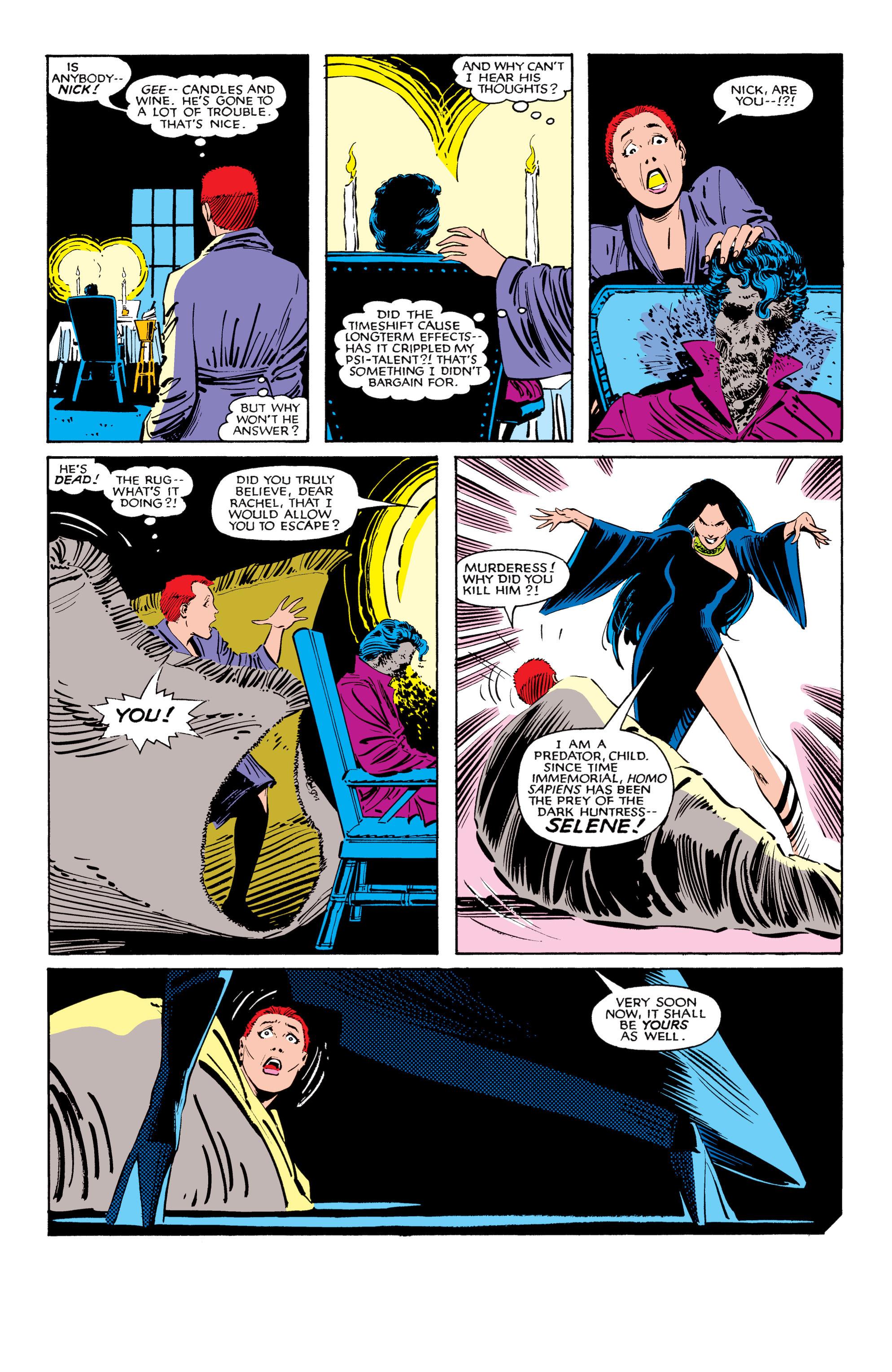 Read online Uncanny X-Men (1963) comic -  Issue #184 - 15