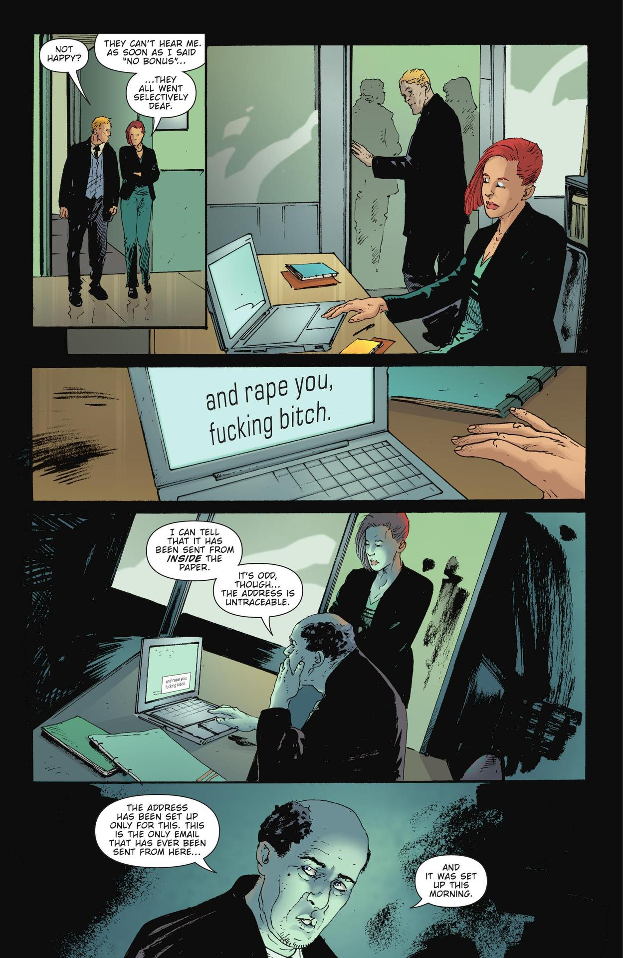 Read online The Girl Who Kicked The Hornet's Nest comic -  Issue # TPB - 154