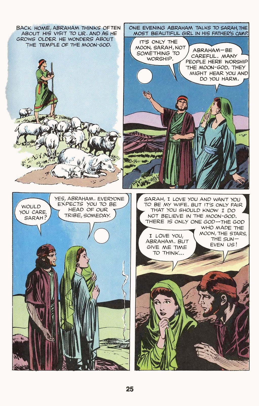 The Picture Bible issue TPB (Part 1) - Page 27