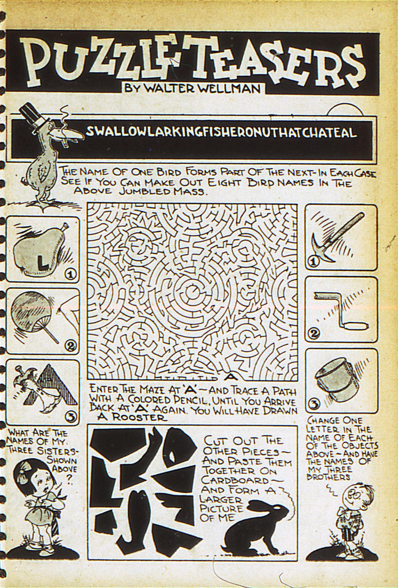 Read online Adventure Comics (1938) comic -  Issue #27 - 45