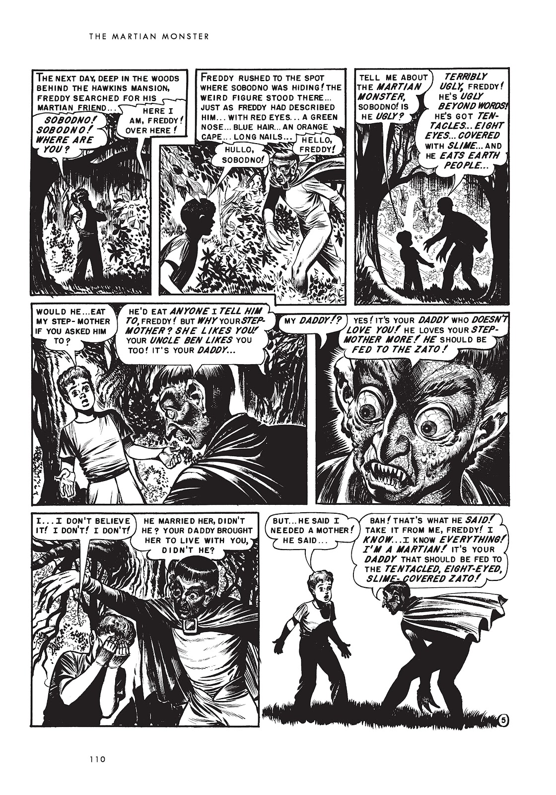 Read online The Martian Monster and Other Stories comic -  Issue # TPB (Part 2) - 25