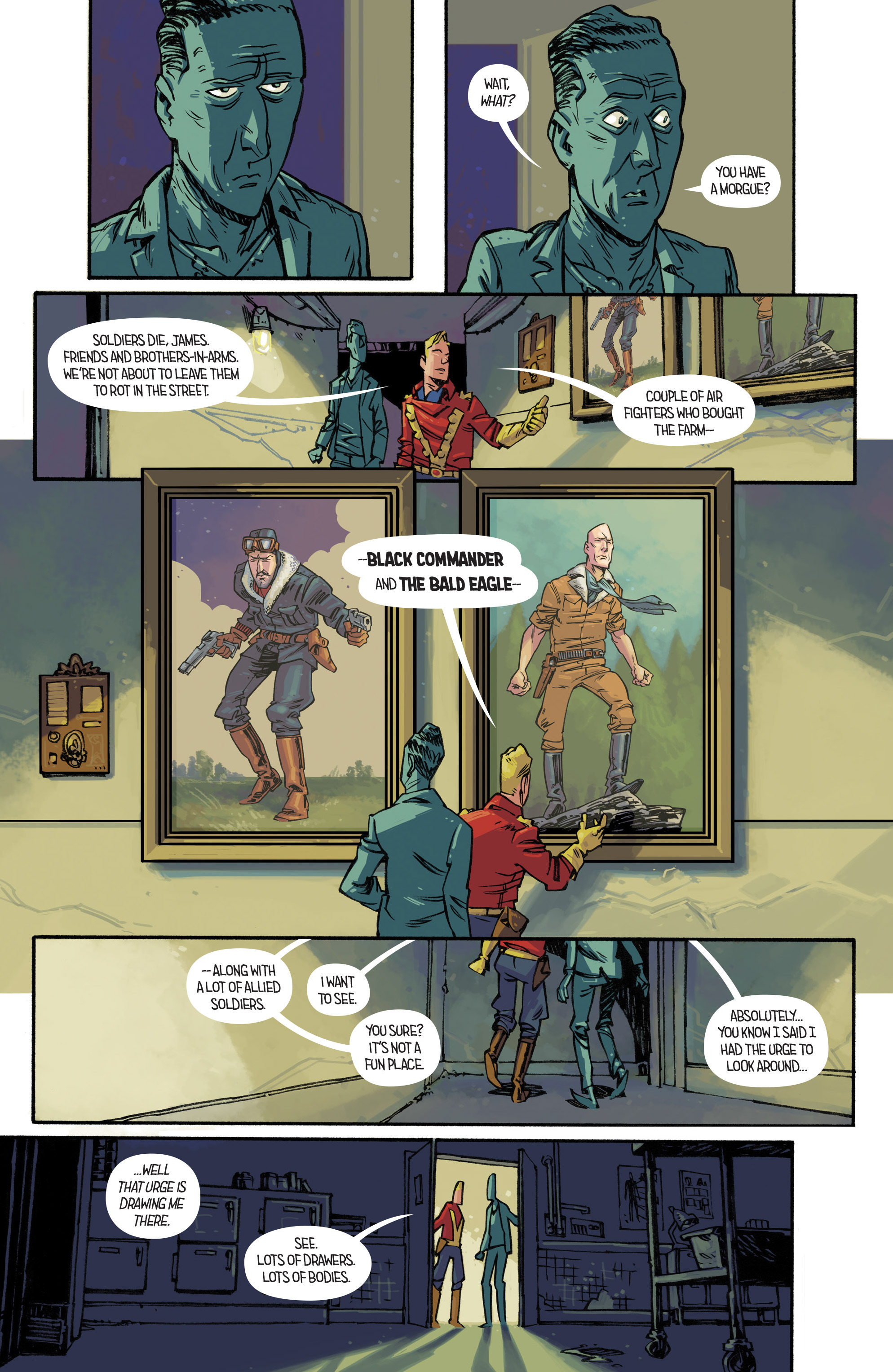 Read online Airboy comic -  Issue #3 - 15