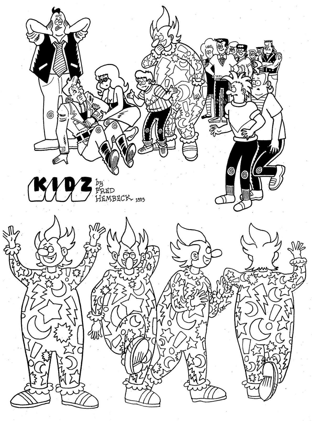 Read online The Nearly Complete Essential Hembeck Archives Omnibus comic -  Issue # TPB (Part 9) - 16