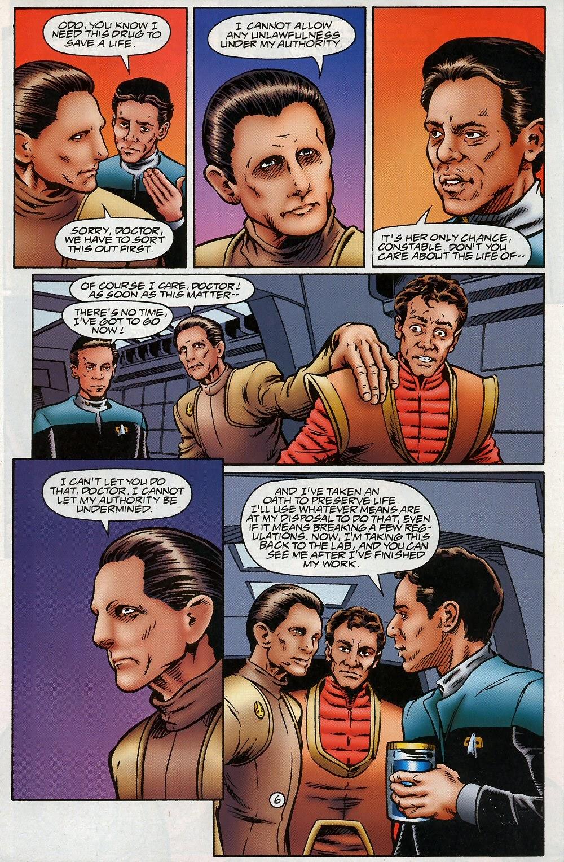 Read online Star Trek: Deep Space Nine (1993) comic -  Issue # _Special 1 - 31