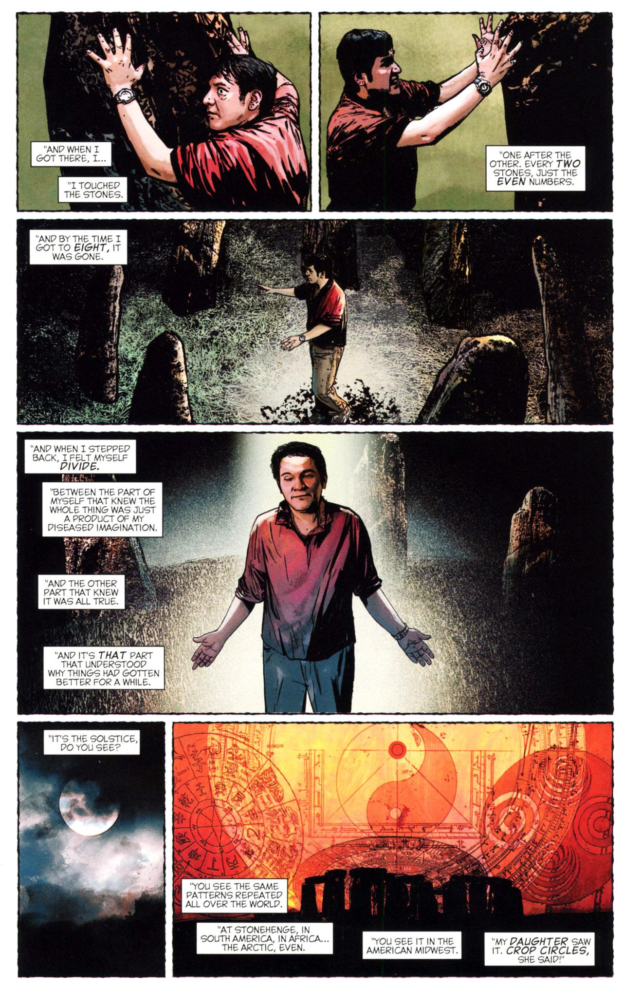 Read online Stephen King's N. comic -  Issue #2 - 19