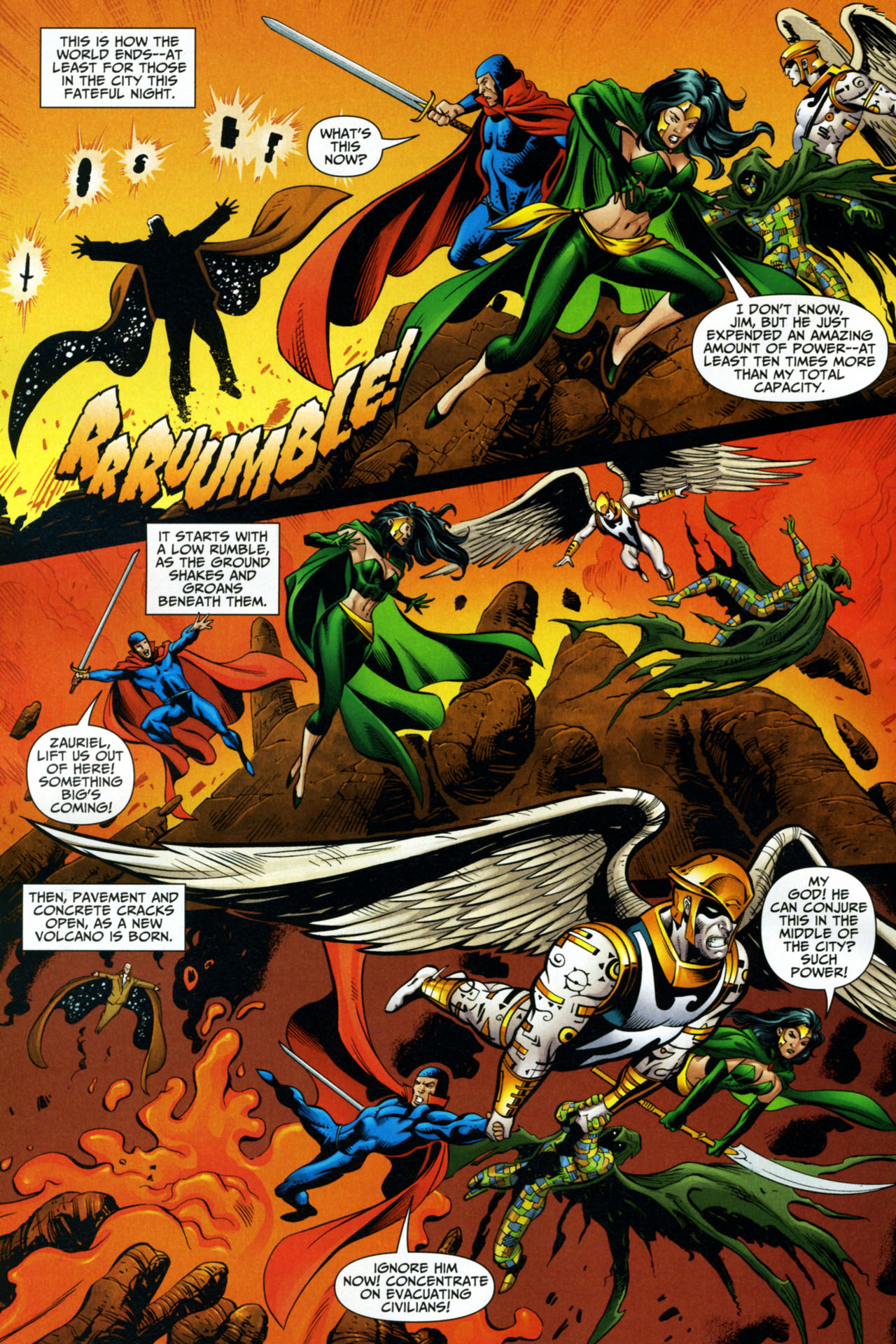 Read online Shadowpact comic -  Issue #15 - 17