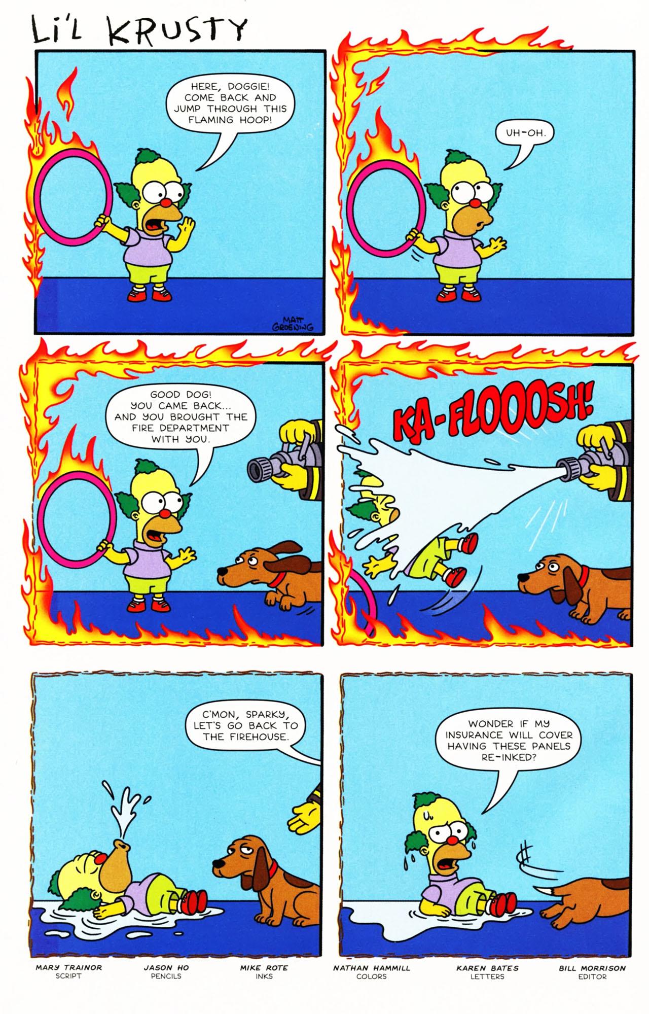 Read online Simpsons Comics Presents Bart Simpson comic -  Issue #49 - 28