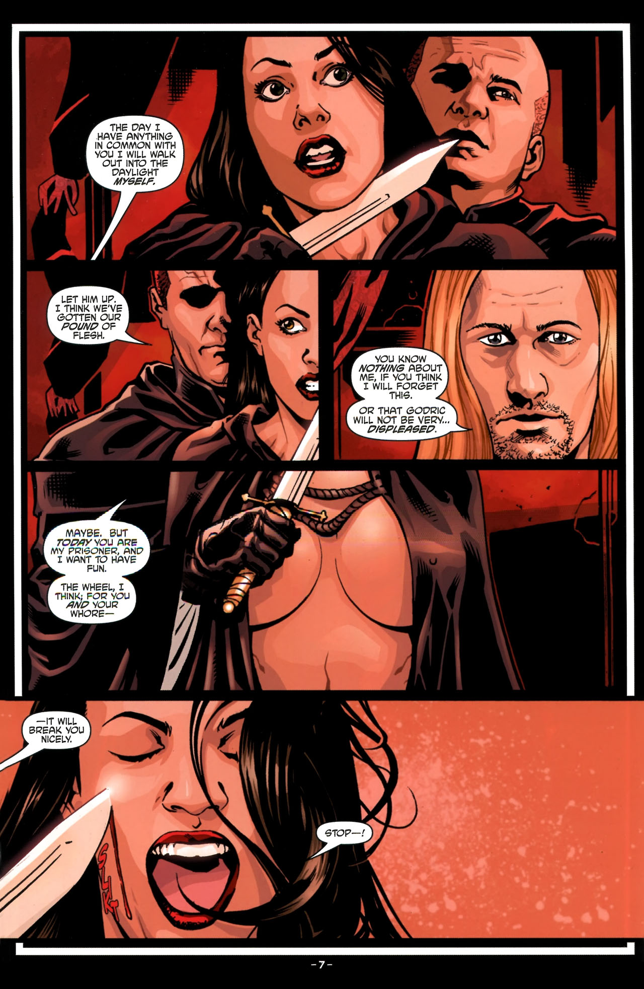 Read online True Blood (2010) comic -  Issue #3 - 9
