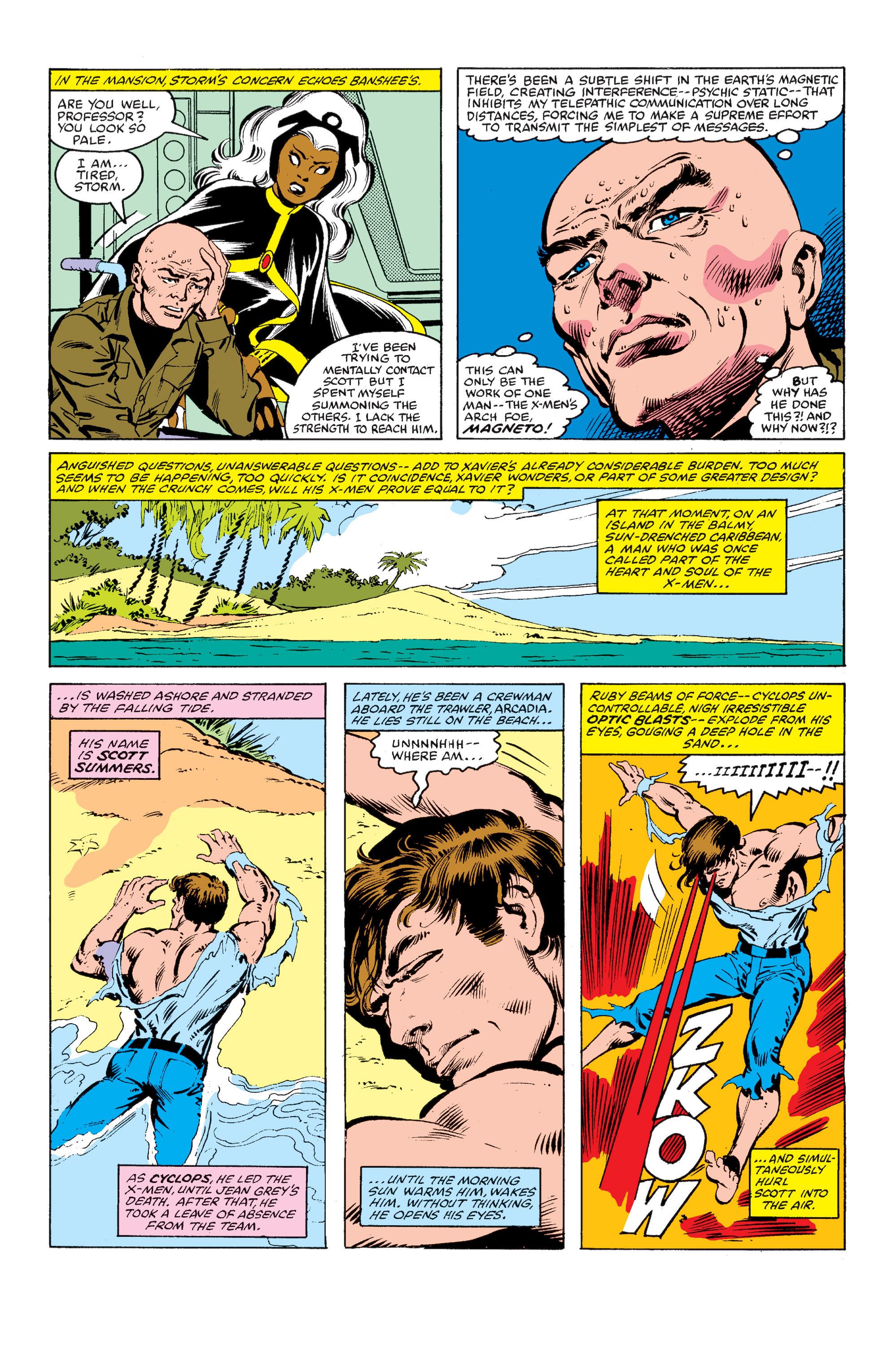 Read online Uncanny X-Men (1963) comic -  Issue #145 - 12