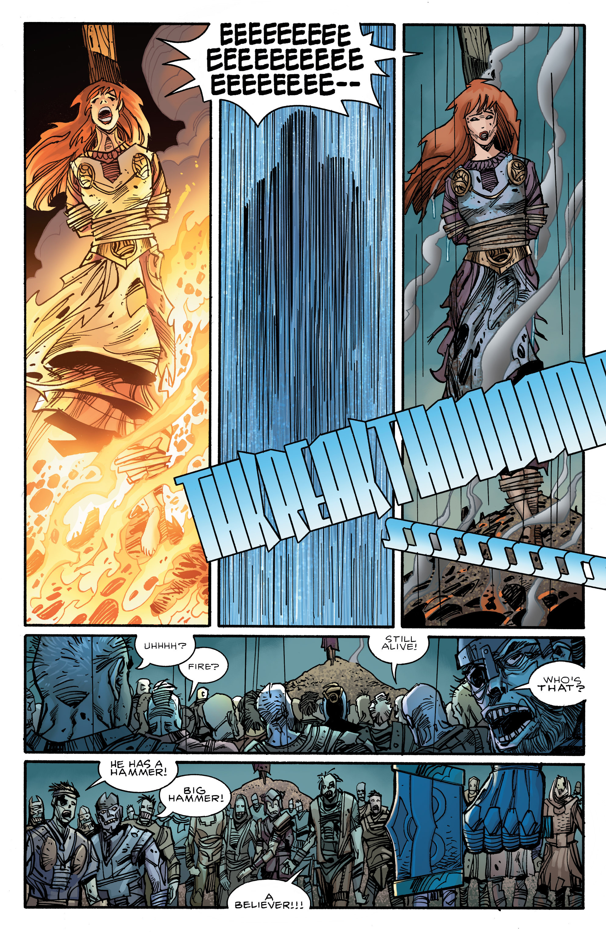 Read online Ragnarok comic -  Issue #10 - 15