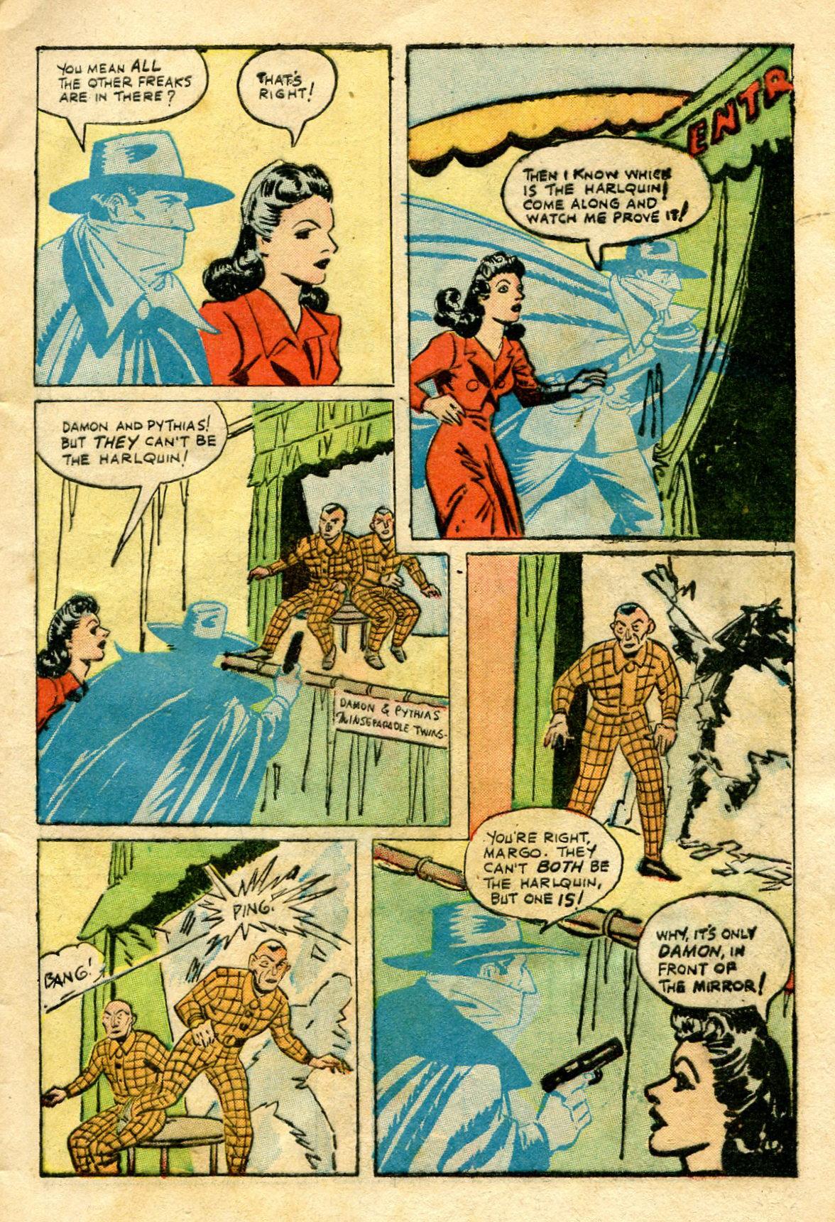 Read online Shadow Comics comic -  Issue #65 - 9