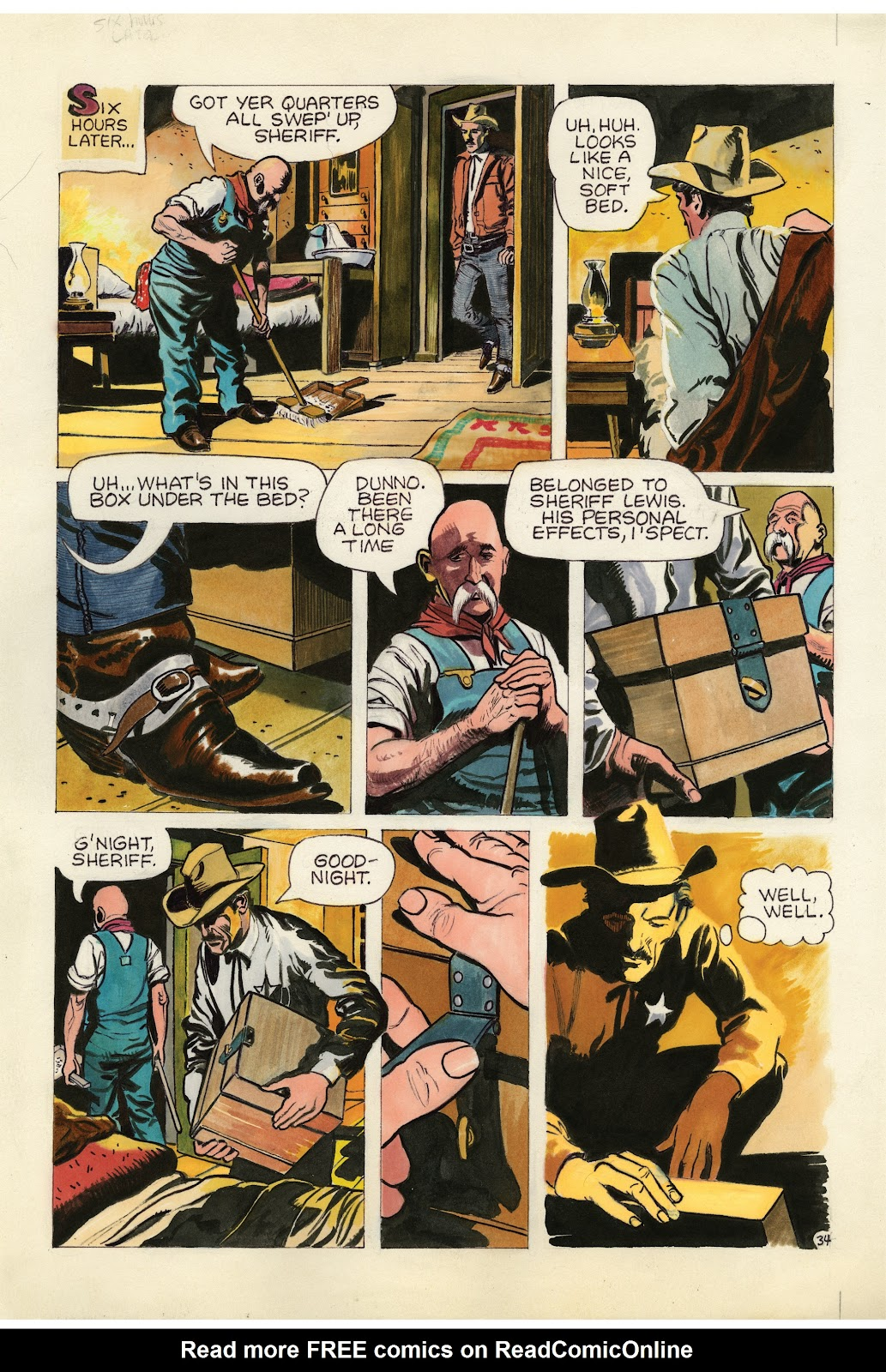 Read online Doug Wildey's Rio: The Complete Saga comic -  Issue # TPB (Part 1) - 100