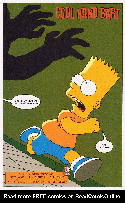 Read online Simpsons Comics comic -  Issue #2 - 2