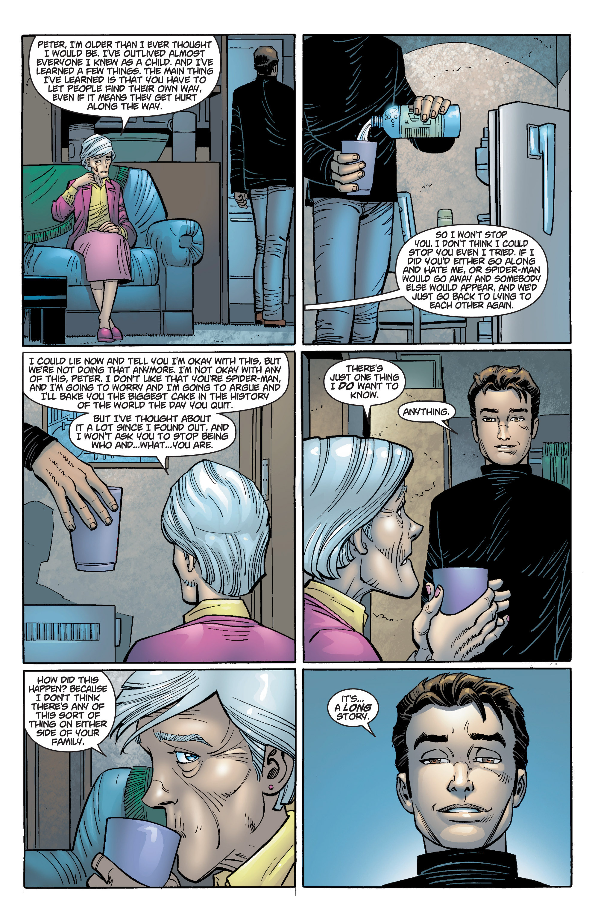The Amazing Spider-Man (1999) 38 Page 17