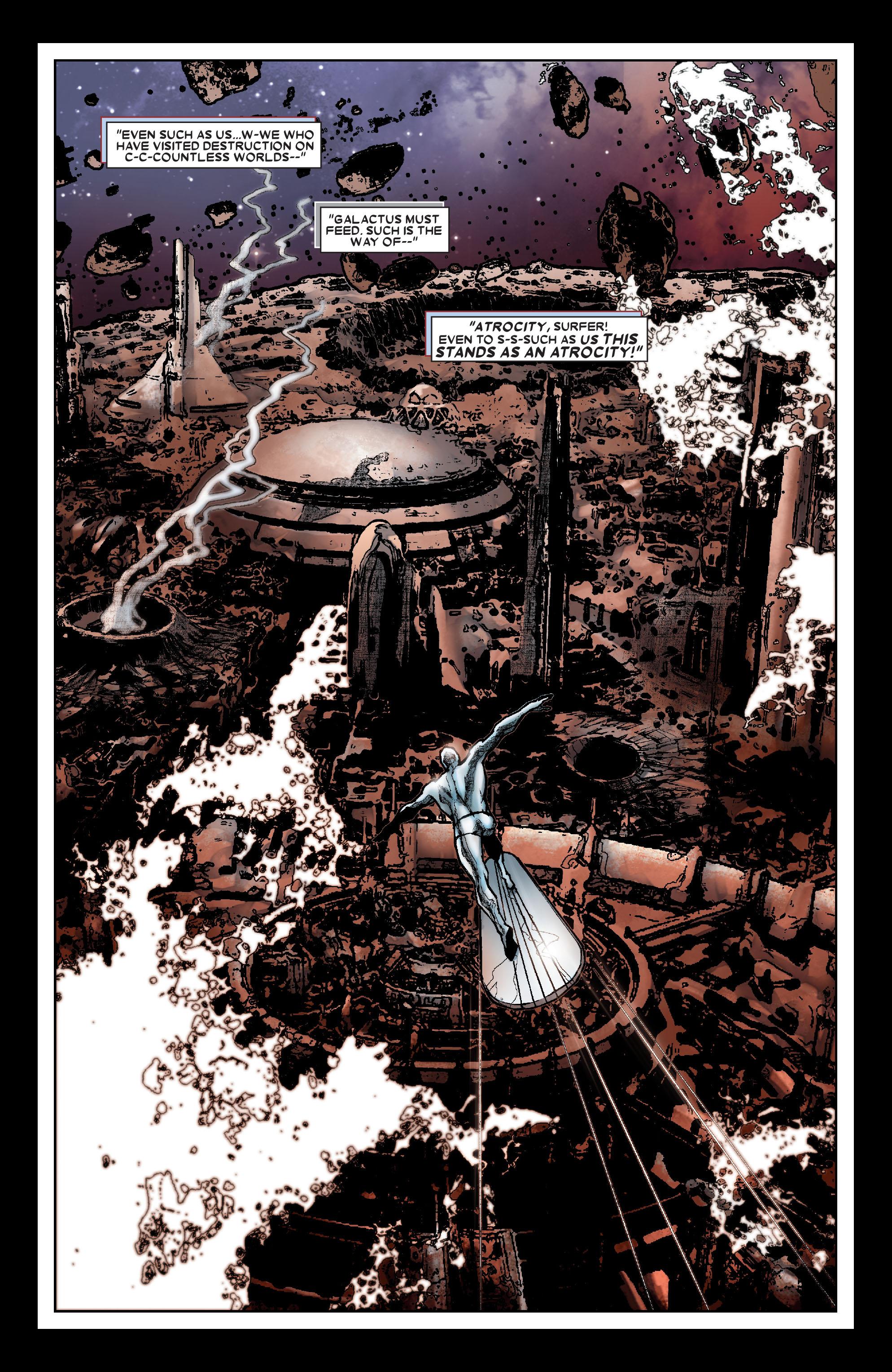 Read online Annihilation: Silver Surfer comic -  Issue #1 - 20
