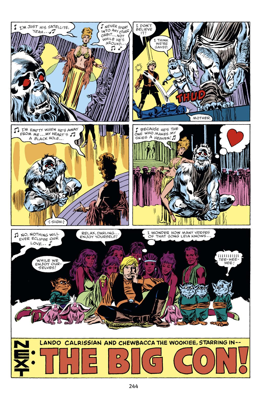 Read online Star Wars Omnibus comic -  Issue # Vol. 18 - 230