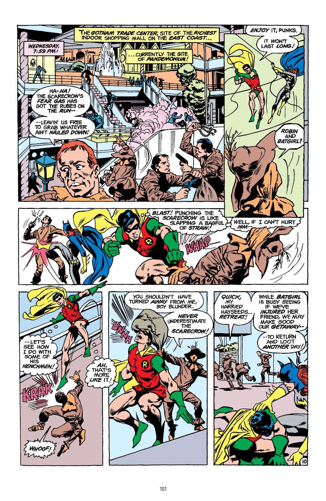 Read online Batman Arkham: Scarecrow comic -  Issue # TPB (Part 2) - 1