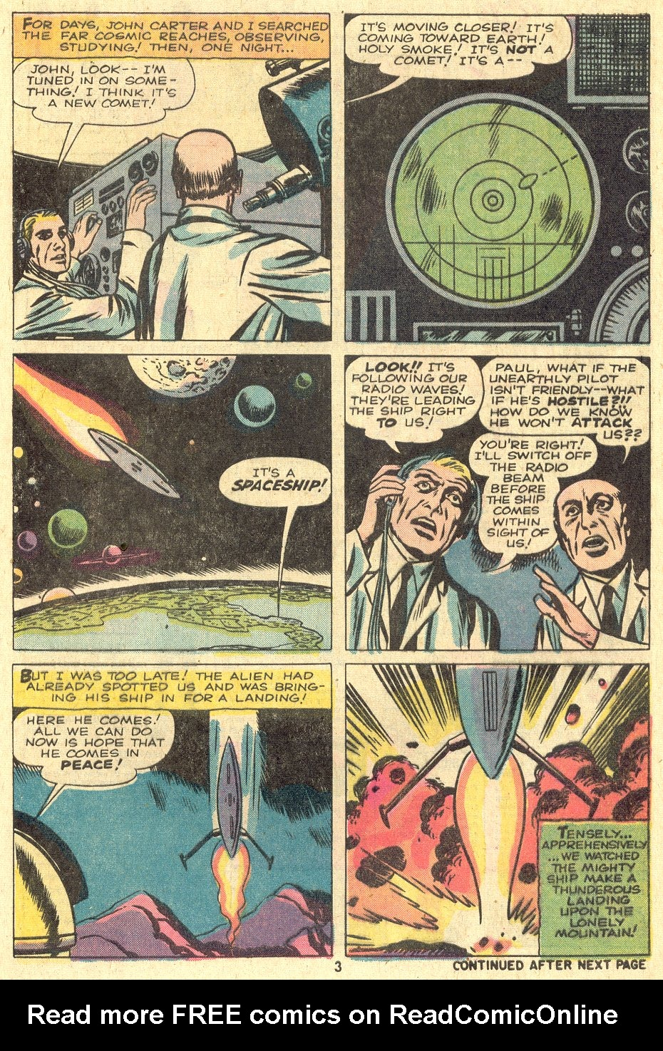 Strange Tales (1951) issue 175 - Page 4