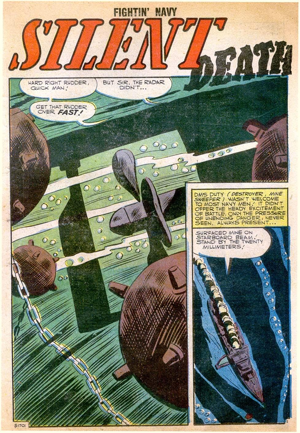 Read online Fightin' Navy comic -  Issue #79 - 11