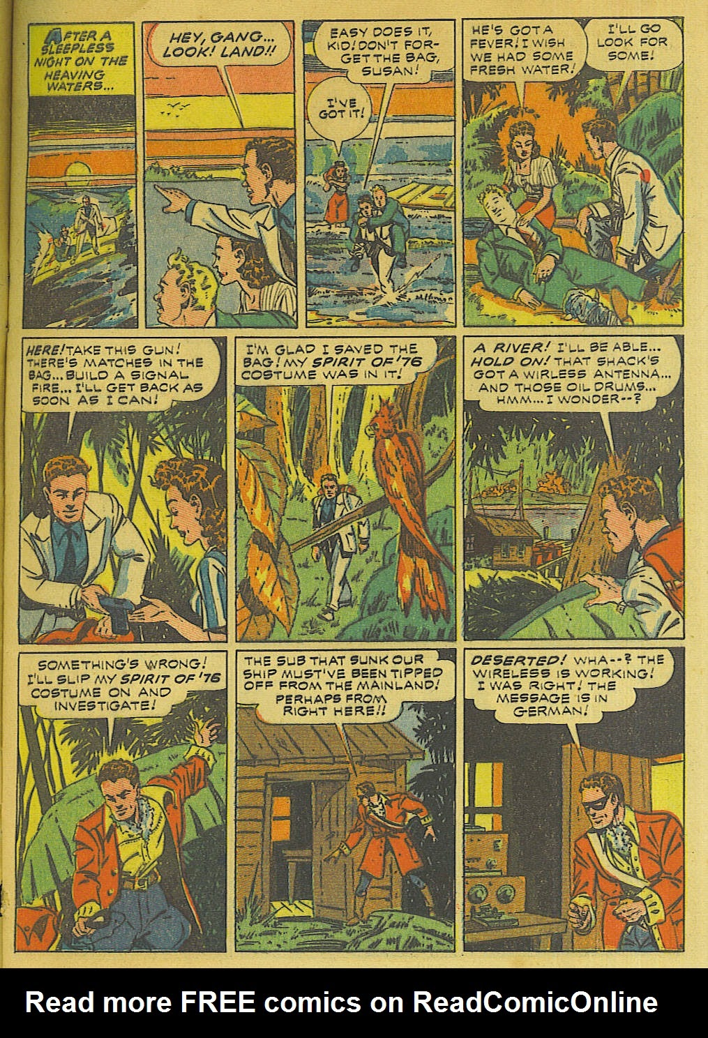 Green Hornet Comics issue 10 - Page 4