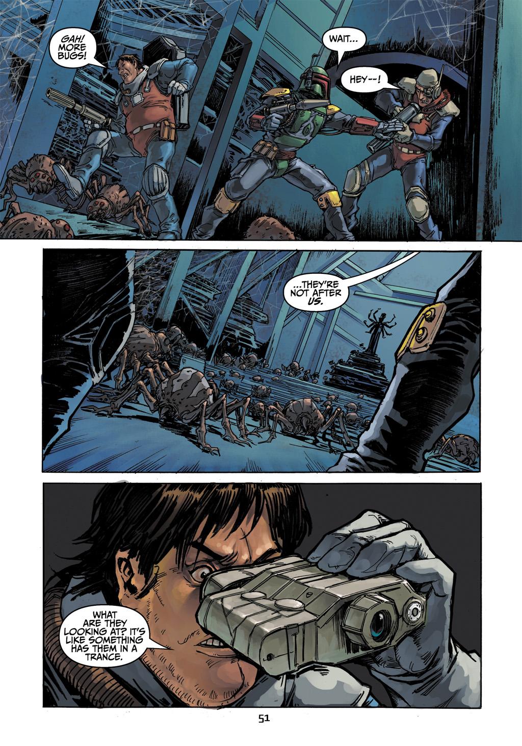 Read online Star Wars Omnibus comic -  Issue # Vol. 33 - 369