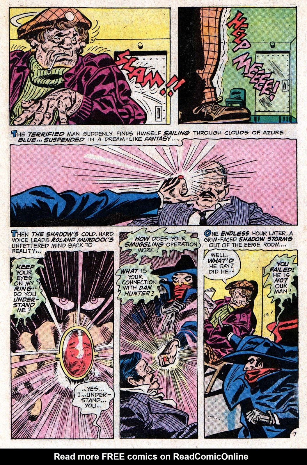 The Shadow (1973) issue 9 - Page 11
