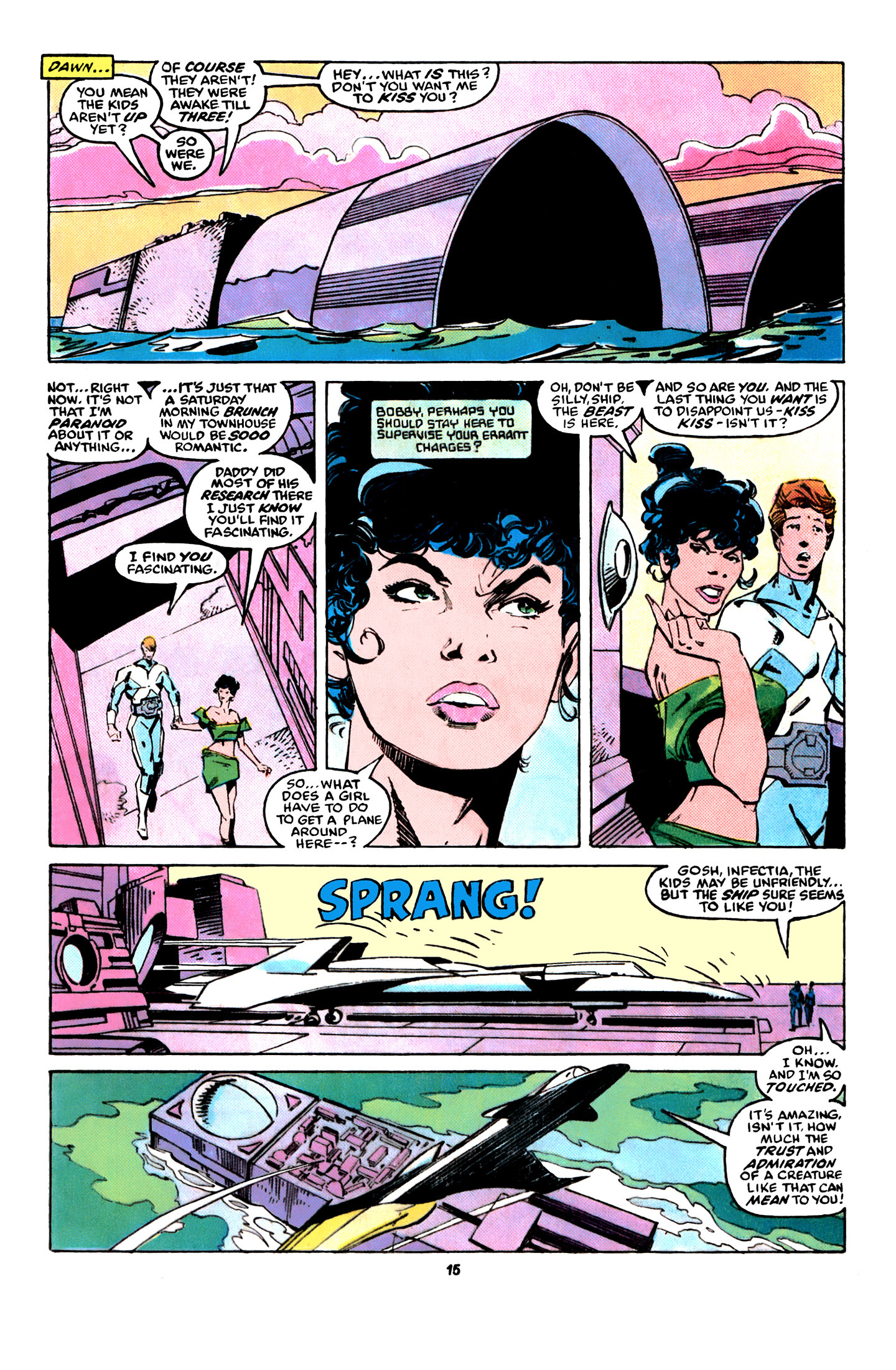 Read online X-Factor (1986) comic -  Issue #31 - 13