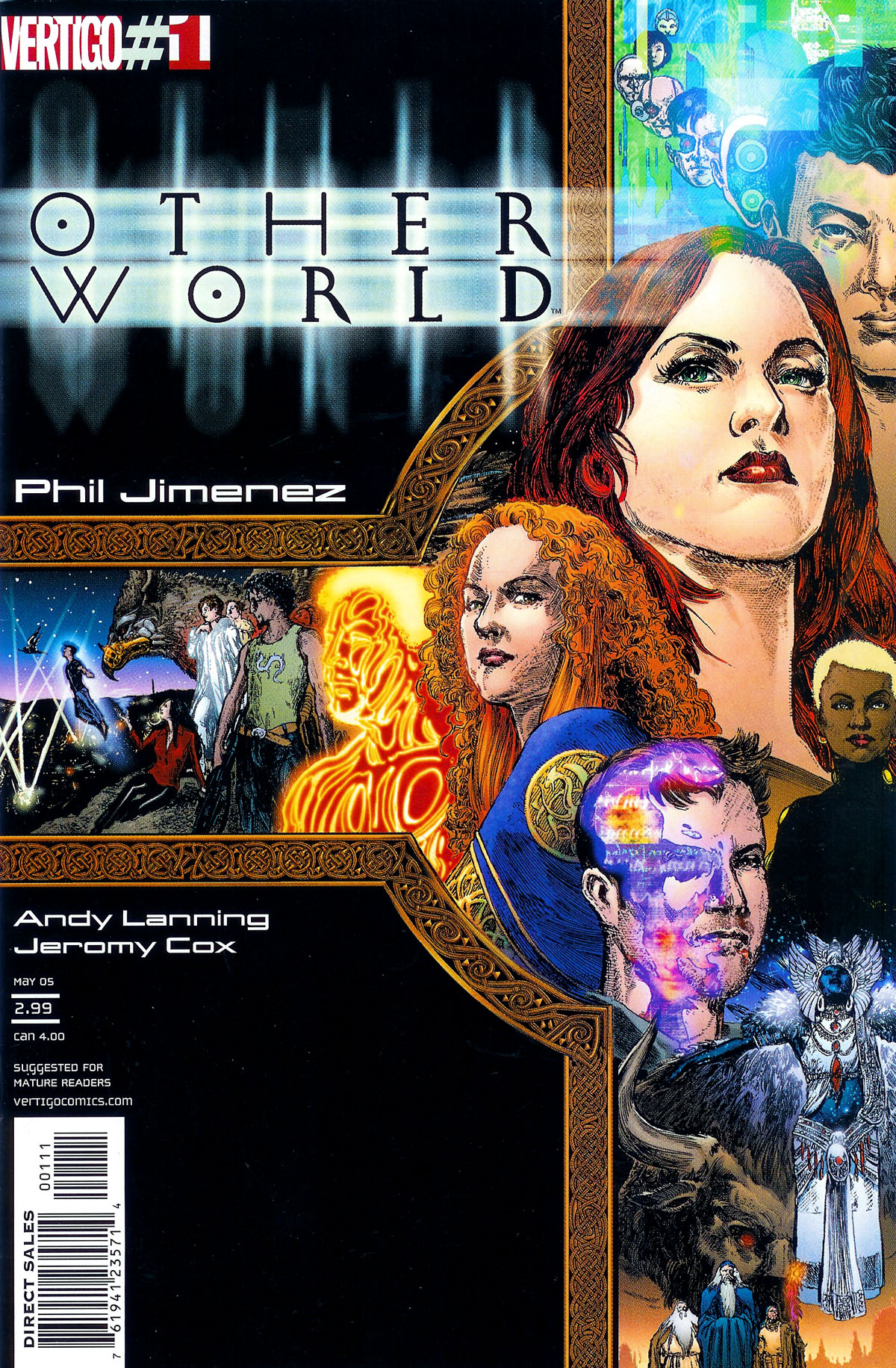 Otherworld issue 1 - Page 1
