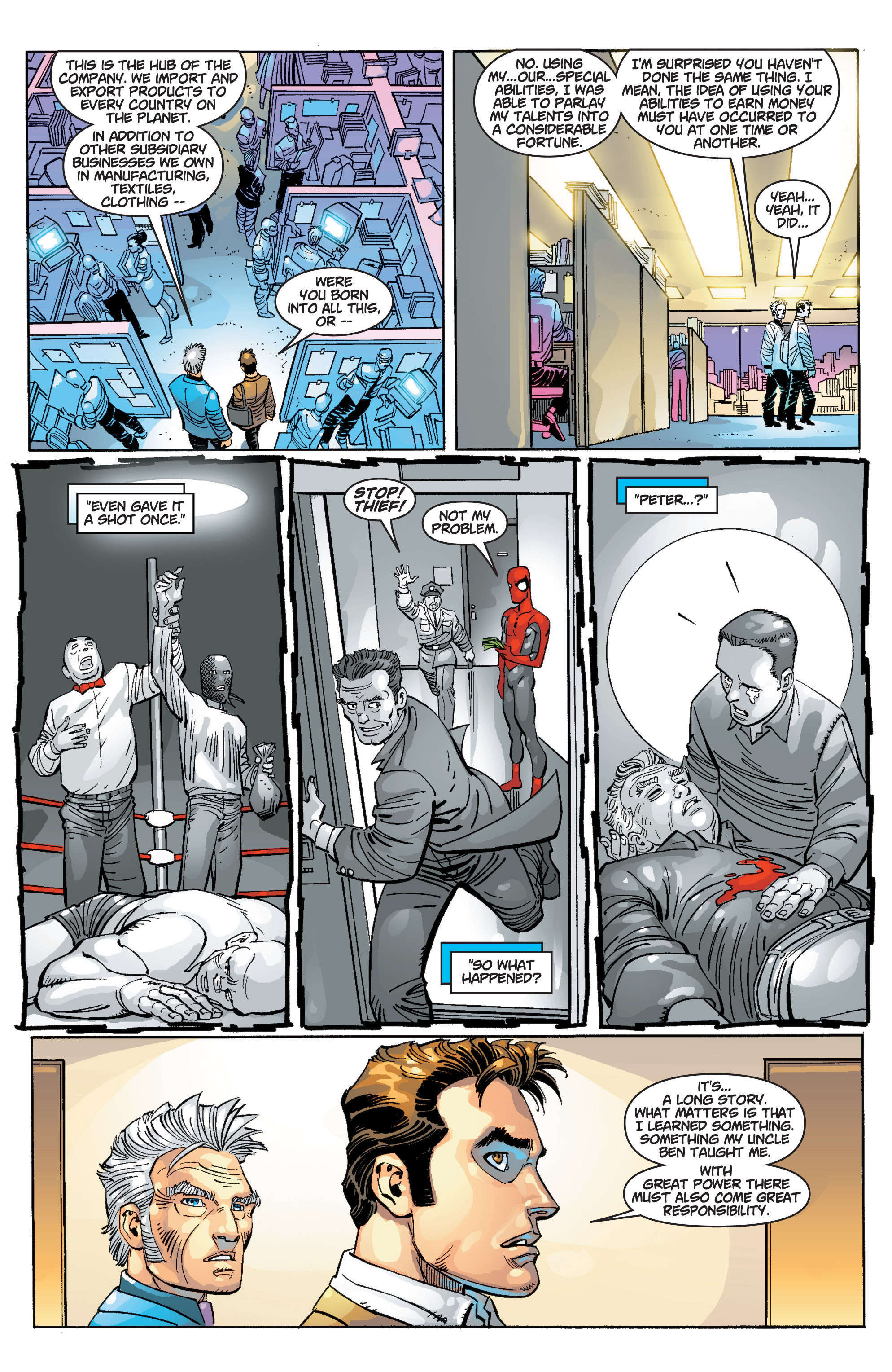 The Amazing Spider-Man (1999) 32 Page 15