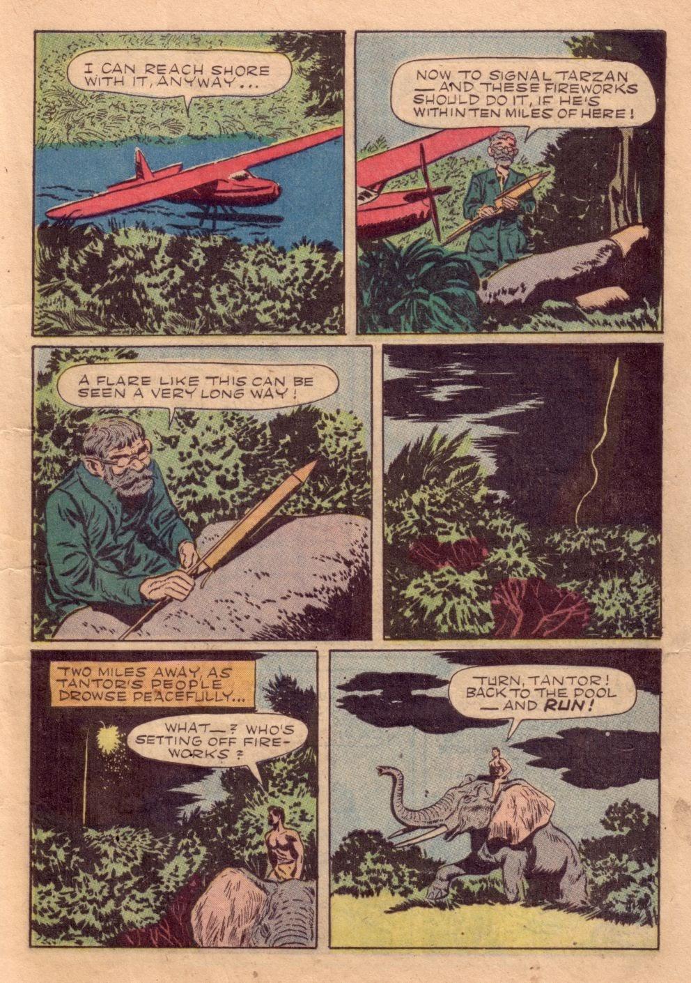 Tarzan (1948) issue 40 - Page 13
