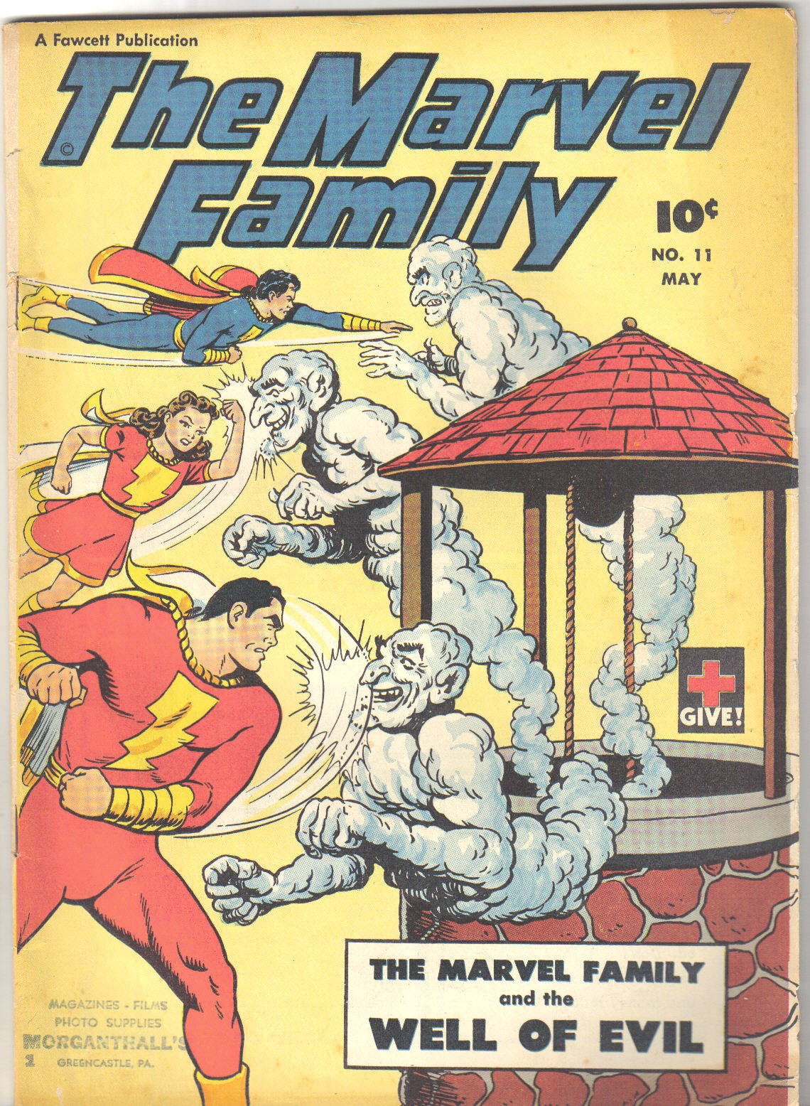 The Marvel Family 11 Page 1