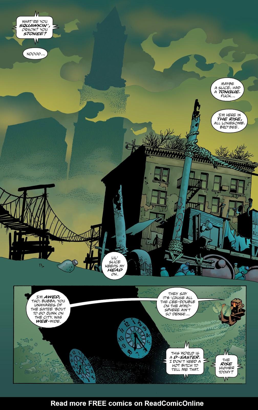 Read online Strange Adventures (2014) comic -  Issue # TPB (Part 1) - 71