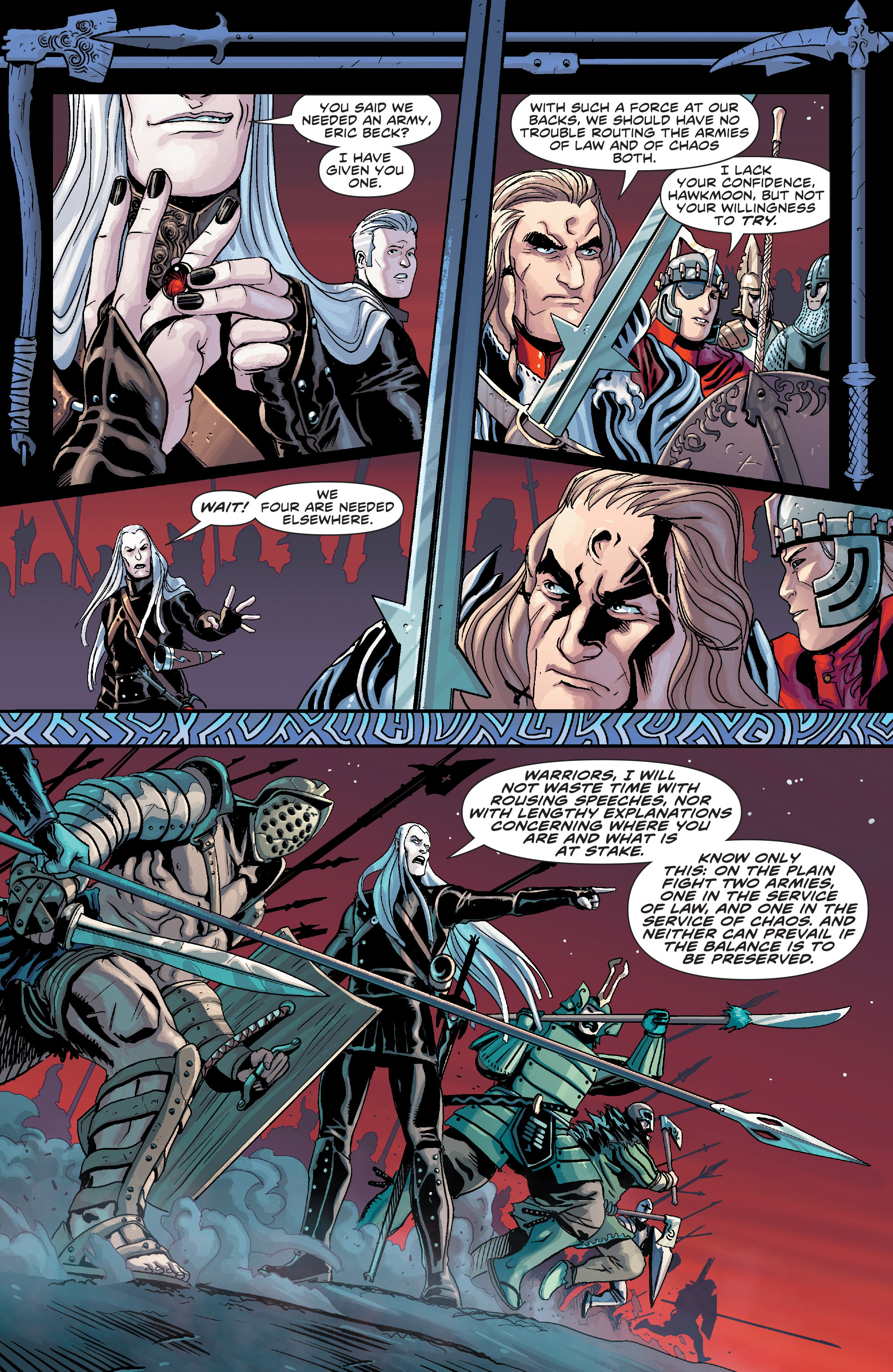 Read online Elric: The Balance Lost comic -  Issue # TPB 3 - 51