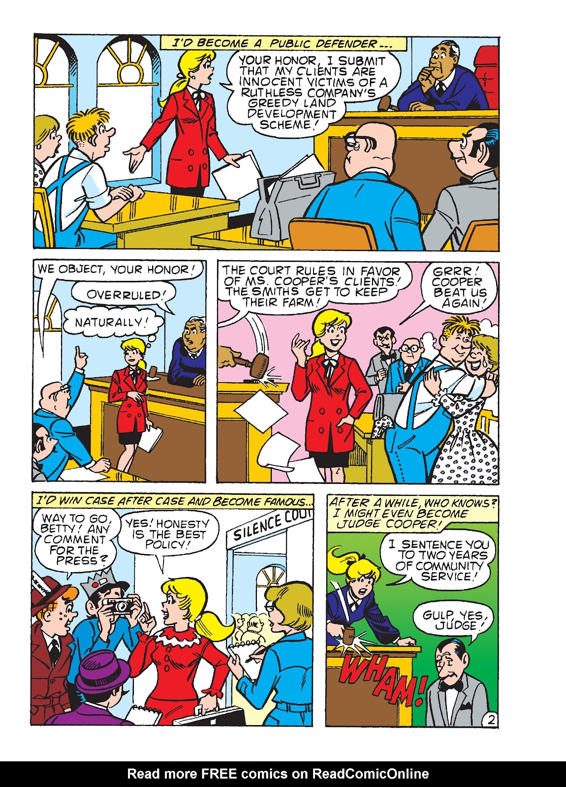 Betty and Veronica Double Digest issue 290 - Page 144