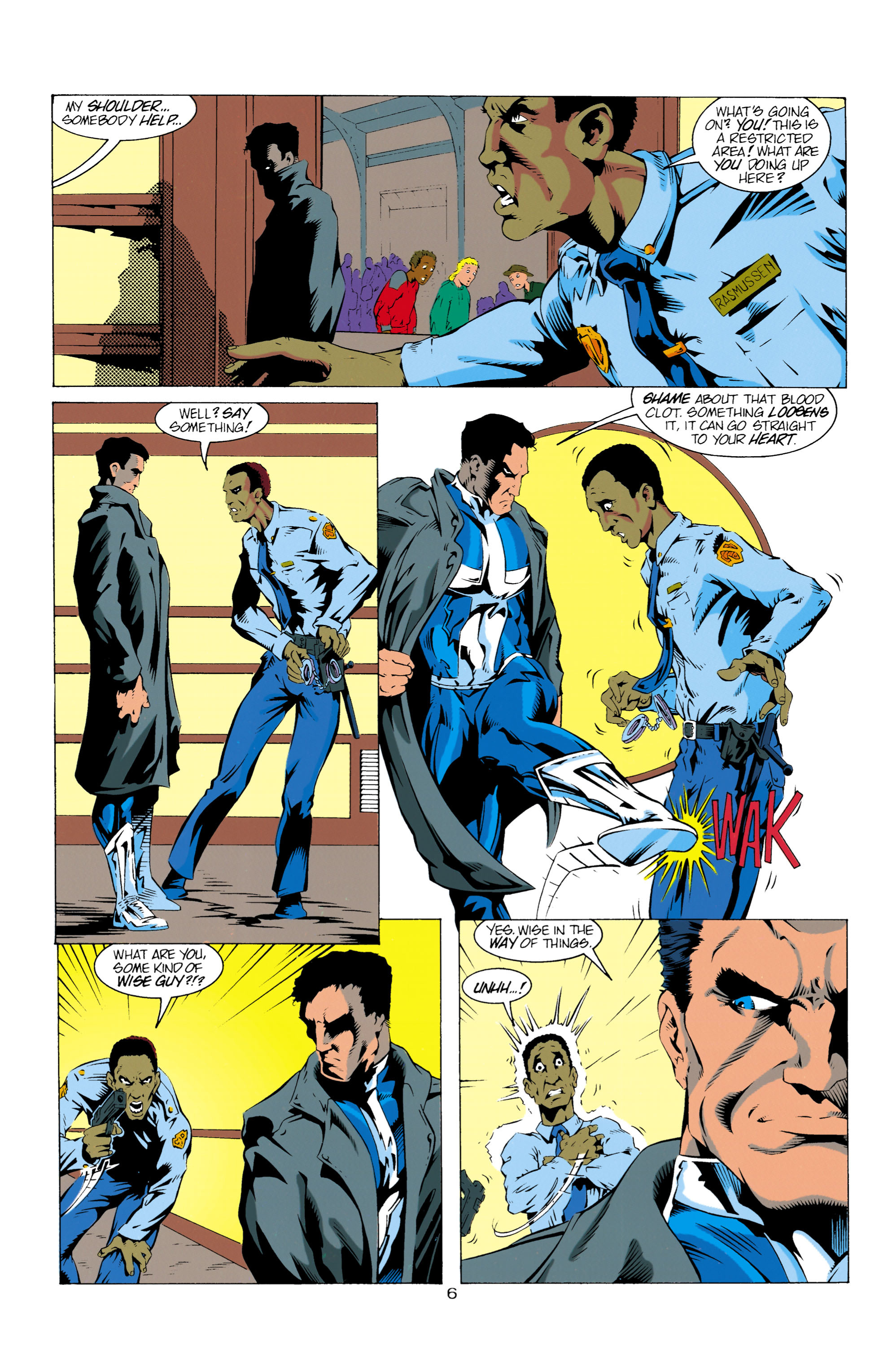 Read online Aquaman (1994) comic -  Issue #14 - 7