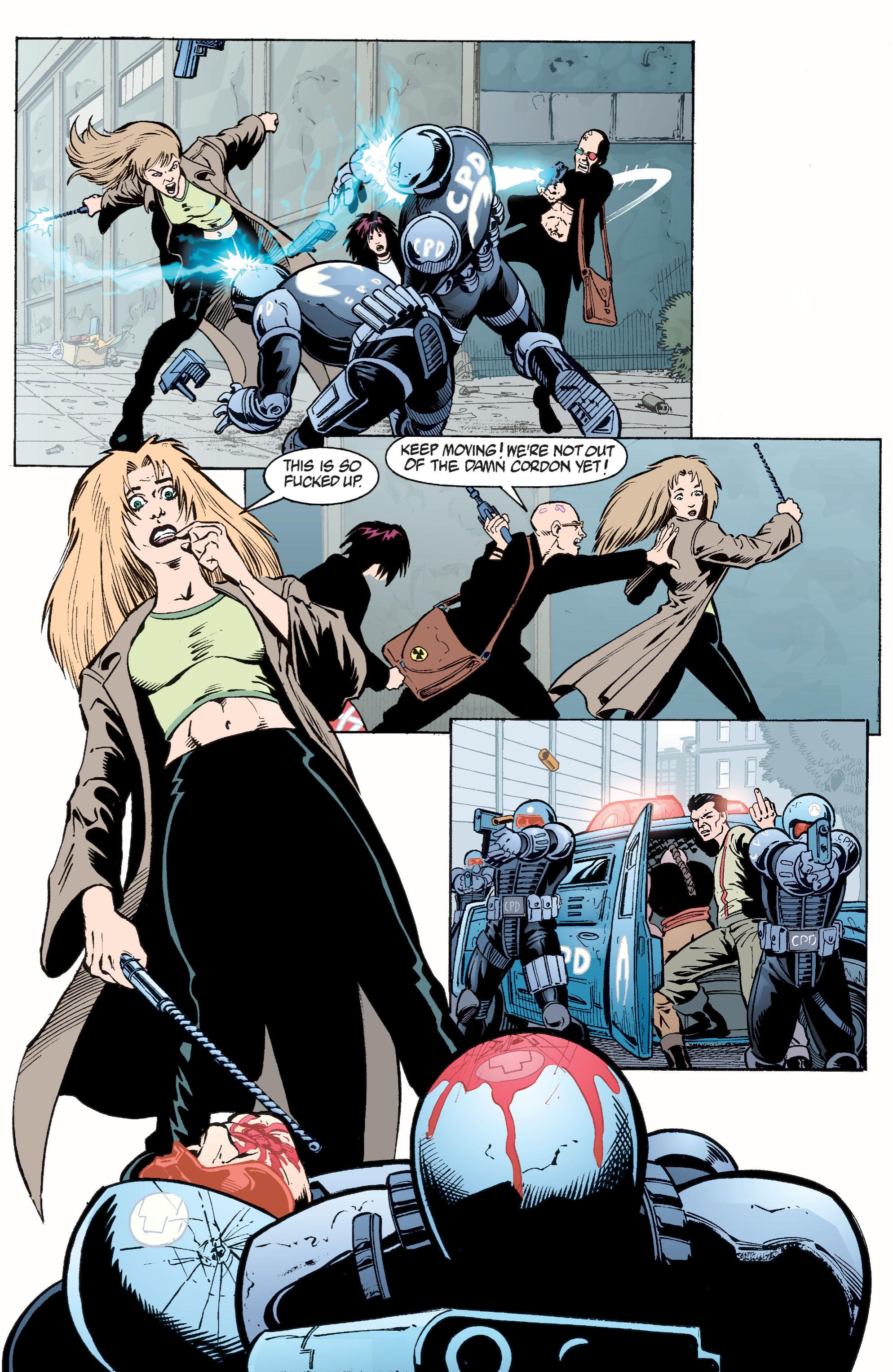 Read online Transmetropolitan comic -  Issue #29 - 22