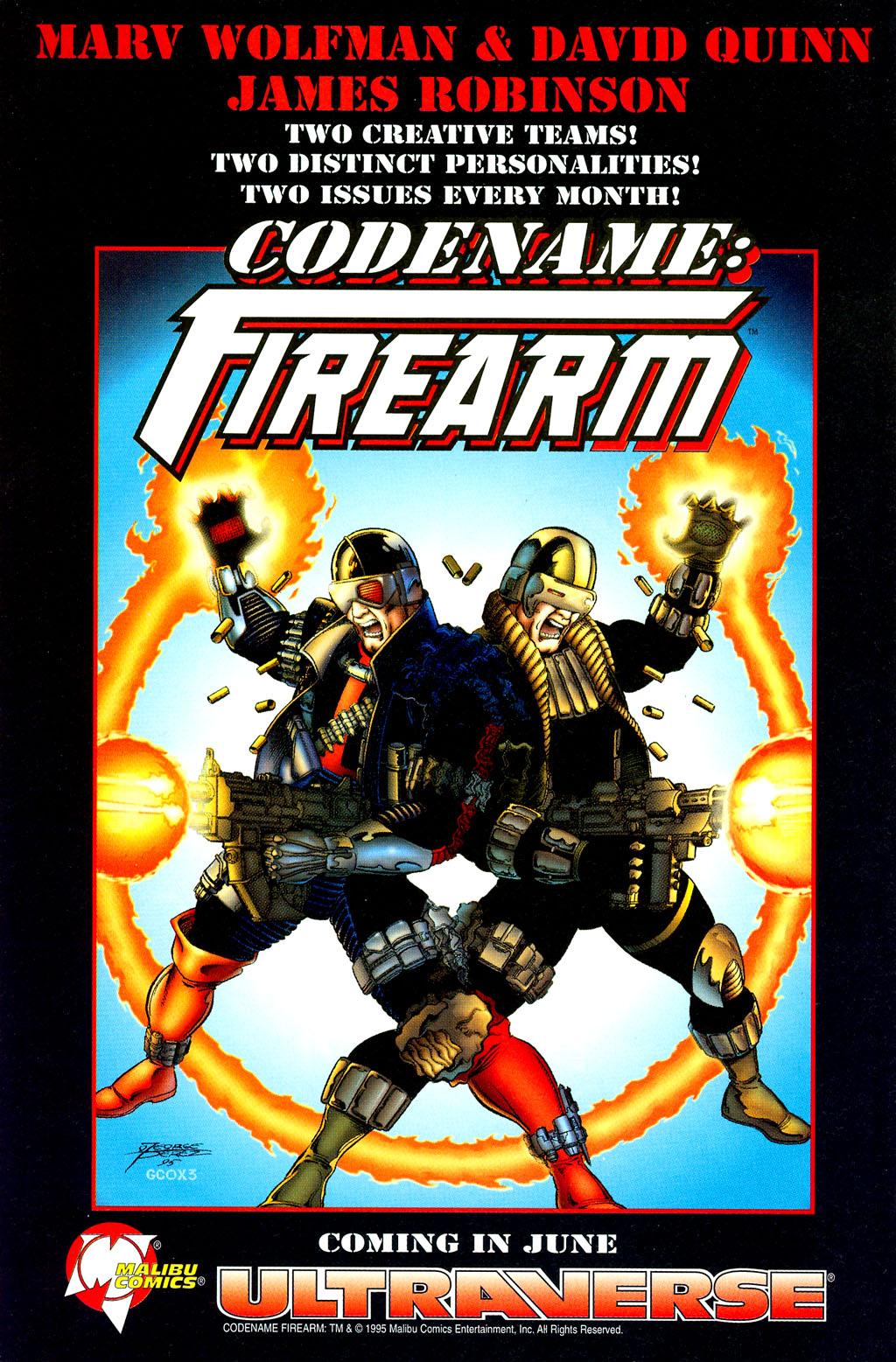 Read online UltraForce (1994) comic -  Issue #8 - 25