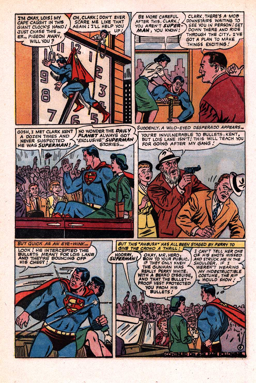 Action Comics (1938) 331 Page 6