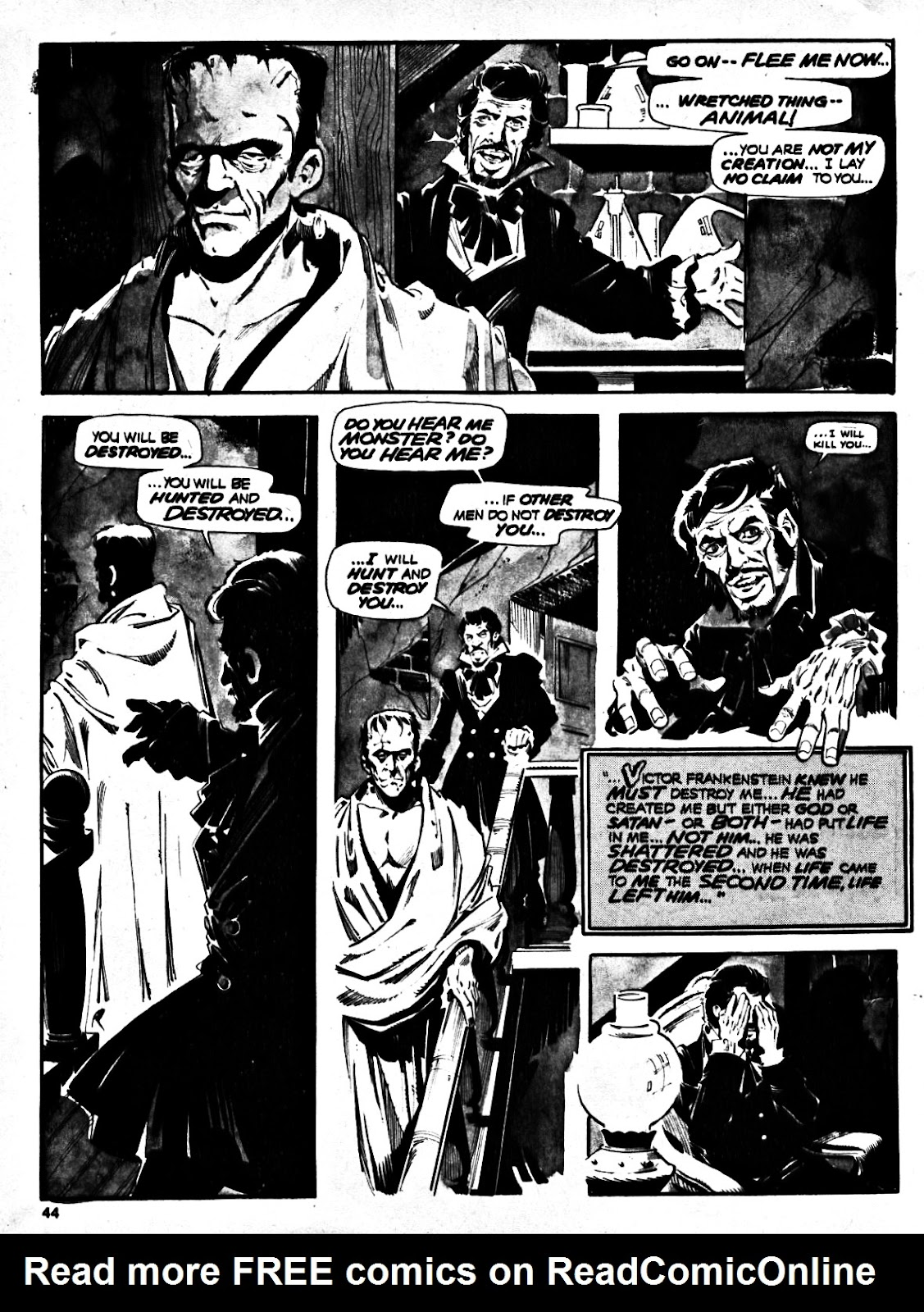 Scream (1973) issue 7 - Page 43