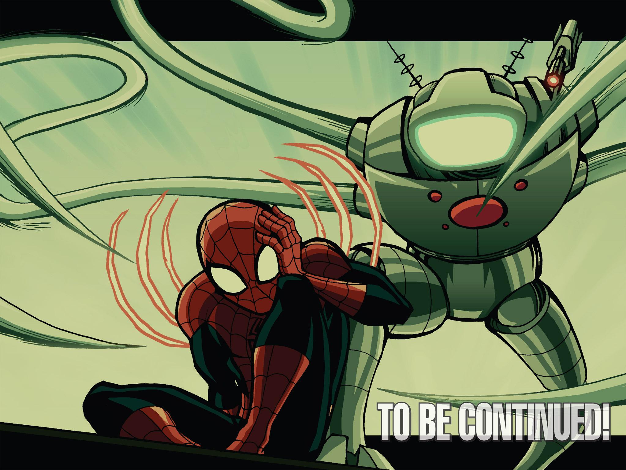 Read online Ultimate Spider-Man (Infinite Comics) (2015) comic -  Issue #1 - 47