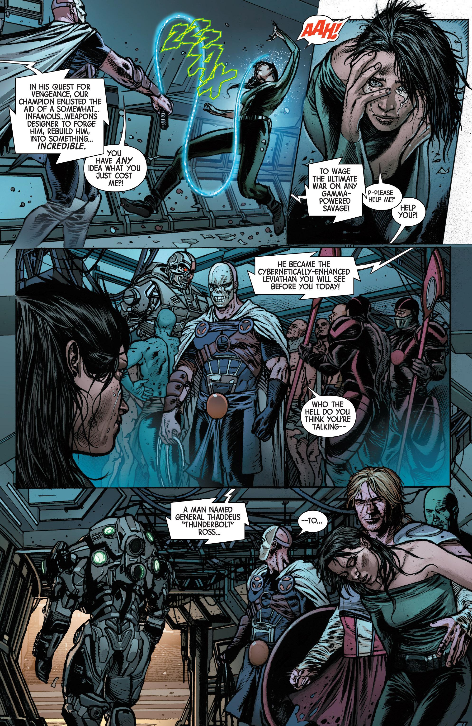 Read online Secret Wars: Battleworld comic -  Issue #2 - 14