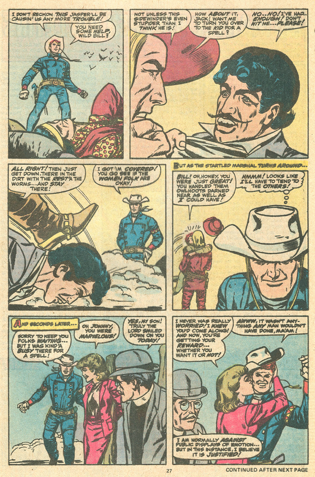 The Rawhide Kid (1955) issue 145 - Page 29