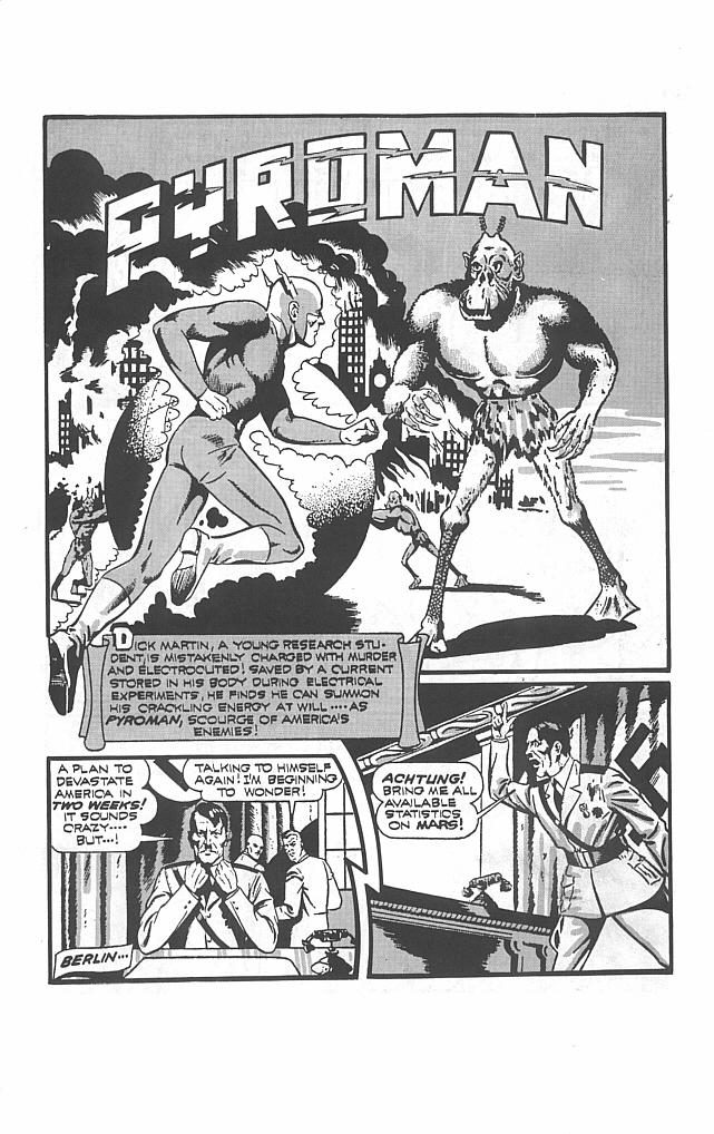 Read online Golden-Age Men of Mystery comic -  Issue #9 - 13