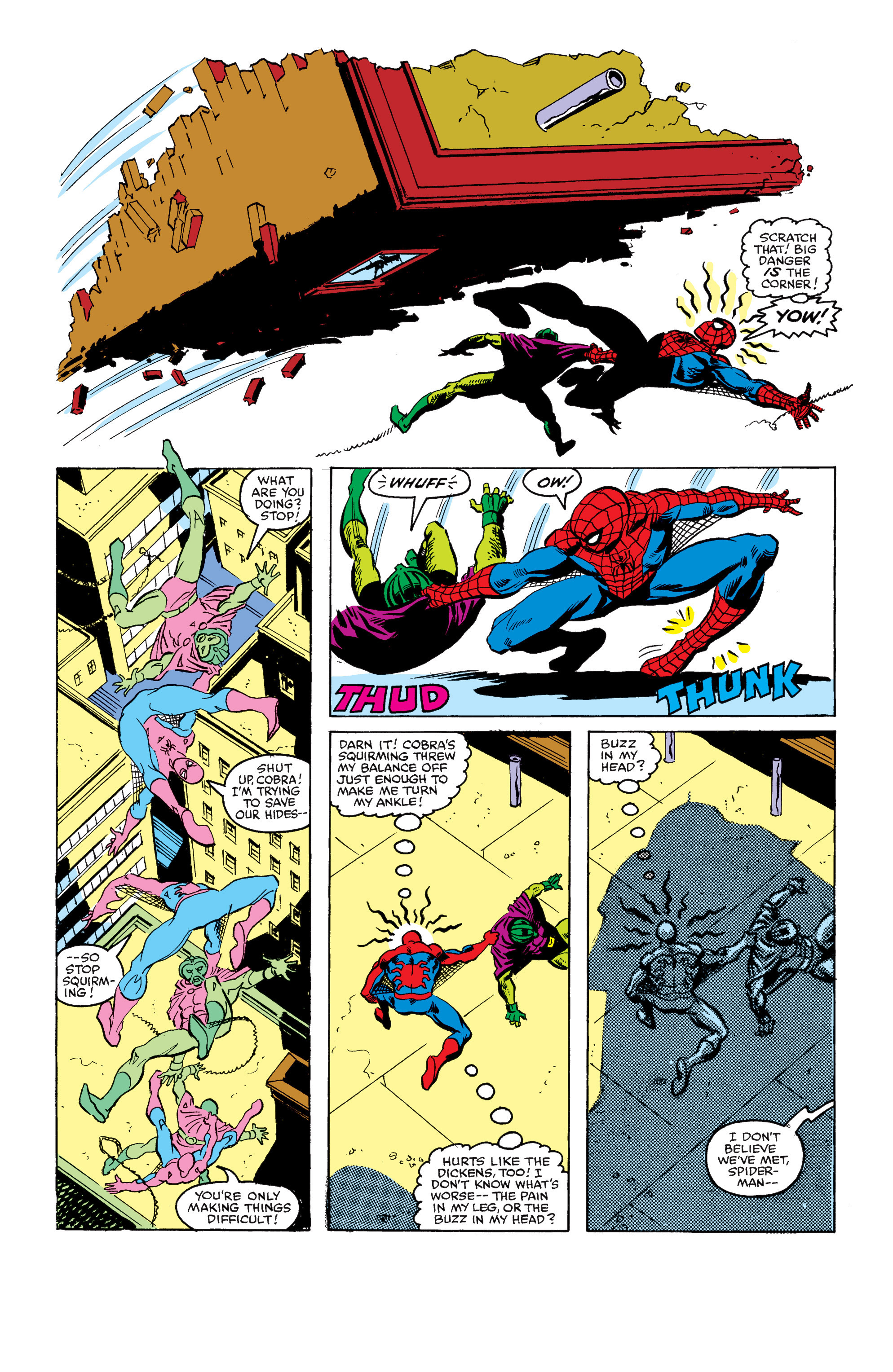 The Amazing Spider-Man (1963) 231 Page 21