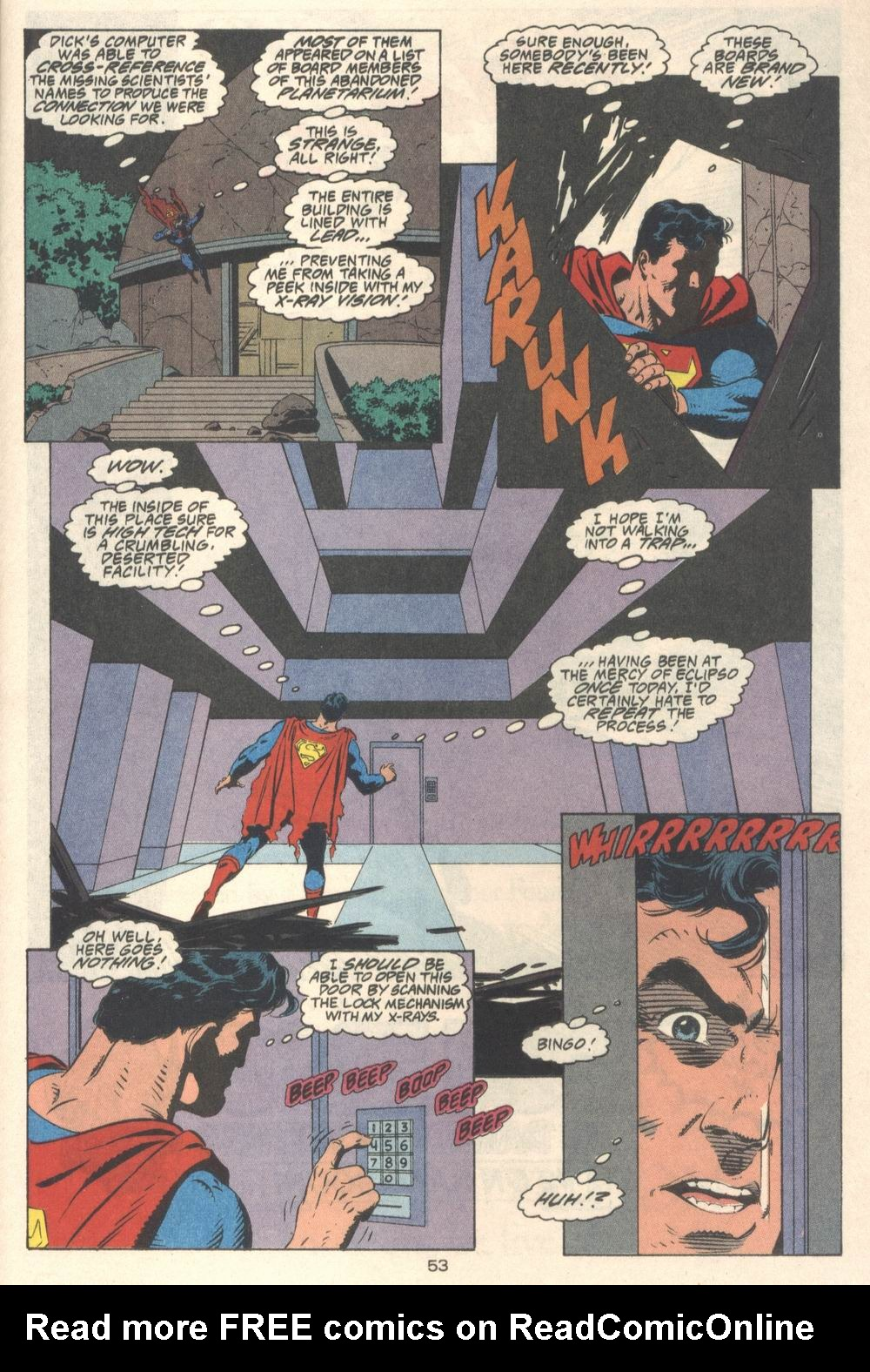 Read online Adventures of Superman (1987) comic -  Issue #Adventures of Superman (1987) _Annual 4 - 54