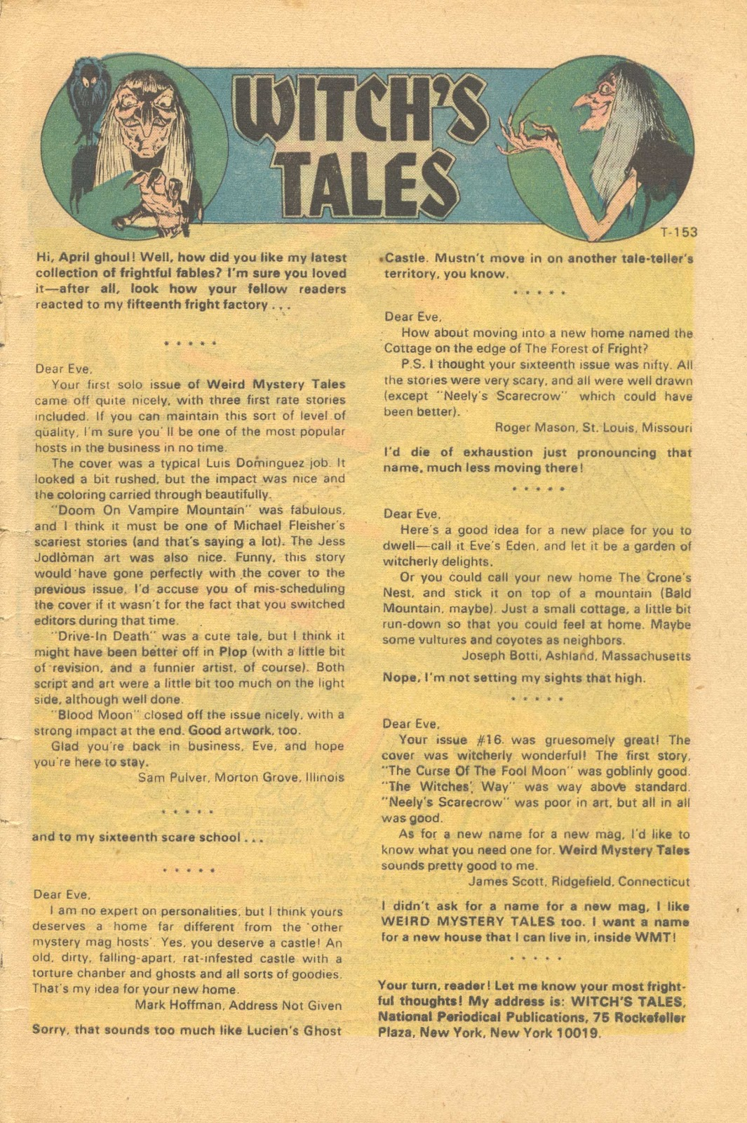 Weird Mystery Tales issue 20 - Page 28