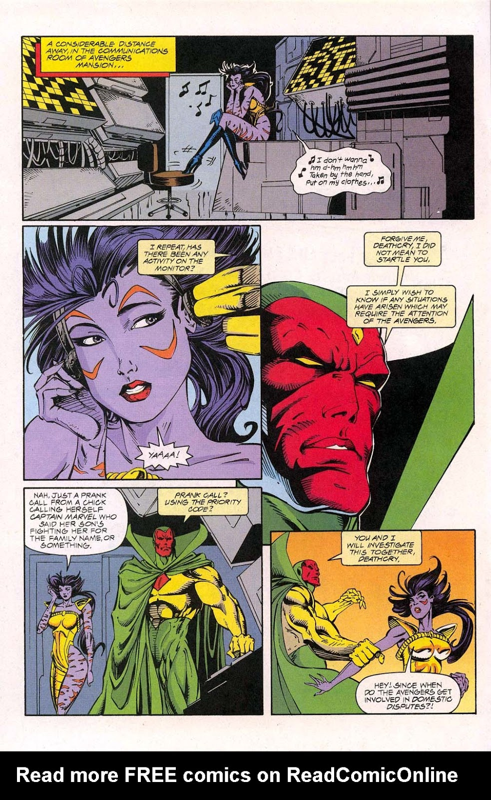 Avengers Unplugged issue 5 - Page 14