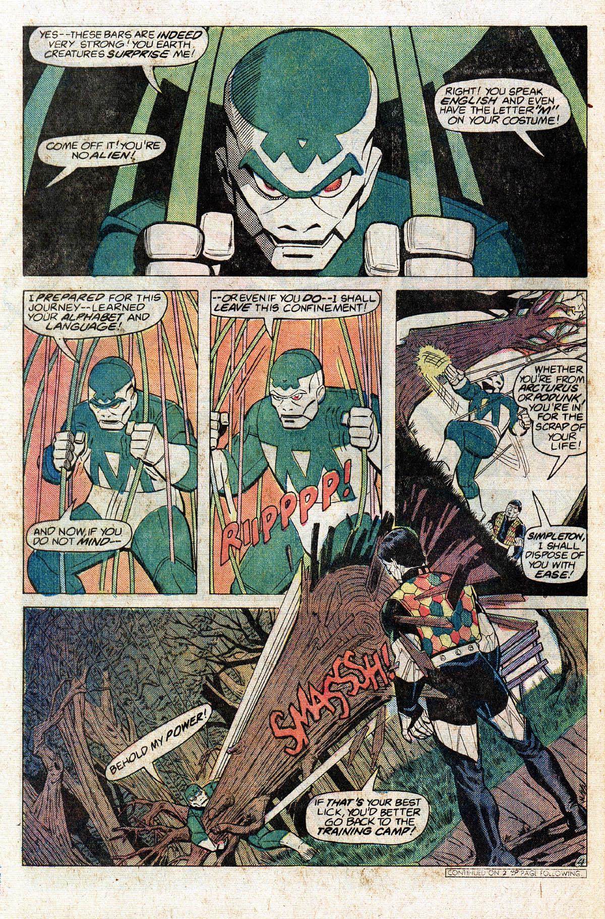 Read online Adventure Comics (1938) comic -  Issue #489 - 28